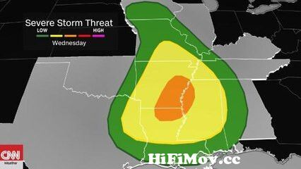View Full Screen: severe storm threat level raised for the south.jpg