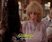 Here's an awesome clip from The Goldbergs episode \