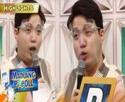 Ryan Bang admits he doesn't take a bath.<br/><br/>Subscribe to ABS-CBN Entertainment channel! <br/>http://bit.ly/ABS-CBNEntertainment<br/><br/>Watch the full episodes of It's Showtime on iWantTFC:<br/>http://bit.ly/ItsShowtime-iWantTFC<br/><br/>Visit our official websites! <br/>https://entertainment.abs-cbn.com/tv/shows/itsshowtime/main<br/>http://www.push.com.ph<br/><br/>Facebook: http://www.facebook.com/ABSCBNnetwork<br/>Twitter: https://twitter.com/ABSCBN <br/>Instagram: http://instagram.com/abscbn<br/><br/>#KapamilyaOnlineLive<br/>#ItsShowtime<br/>#ShowtimeTuesKoPoll